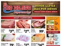 El Rio Bravo Supermarket (Hot Deals) Flyer
