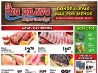 El Rio Bravo Supermarket (Special Offer) Flyer