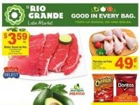 El Rio Grande (Special Offer) Flyer
