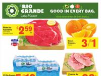 El Rio Grande (Weekly Specials) Flyer
