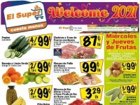 El Super (Special Offer - AZ) Flyer
