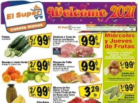 El Super (Special Offer - CA) Flyer