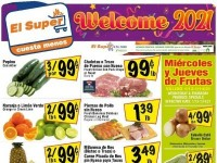 El Super (Special Offer - TX) Flyer