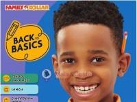 Family Dollar (Back To Basics) Flyer