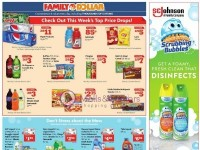 Family Dollar (Check Out This Week's Top Price Drops) Flyer