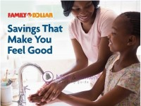 Family Dollar (Savings That Make You Feel Good) Flyer