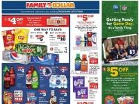 Family Dollar (Special Offer) Flyer
