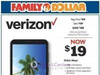 Family Dollar (Verizon) Flyer