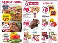 Family Fare (Hot Deals) Flyer