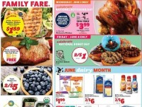 Family Fare (Special Offer) Flyer
