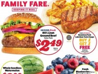 Family Fare (Special Offer - IA) Flyer