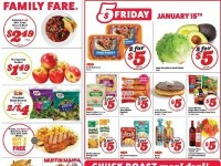 Family Fare (Special Offer - NB) Flyer