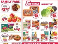 Family Fare (Special Offer - SD) Flyer