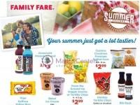 Family Fare (Summer Savings) Flyer