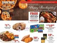 Fareway (Special offer - IA) Flyer