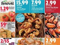 Festival Foods (Special Offer) Flyer