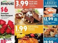 Festival Foods (Special Offer) Flyer