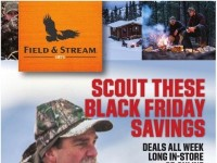 Field & Stream (Scout These Black Friday Savings) Flyer