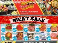 Fiesta Foods SuperMarkets (Celebra los valores) Flyer