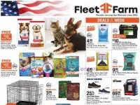 Fleet Farm (Deal Of The Week) Flyer