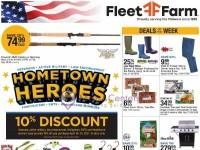 Fleet Farm (Deals Of The Week) Flyer