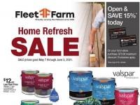 Fleet Farm (Home Refresh Sale) Flyer