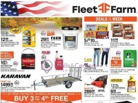 Fleet Farm (Weekly Specials) Flyer