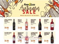 Food 4 Less (Wine and Spirits sale) Flyer