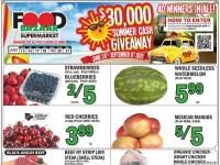 Food Bazaar (Weekly Specials) Flyer