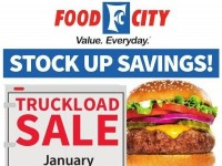 Food City (Stock up sale) Flyer