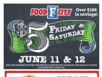 Food City (Weekly Specials) Flyer