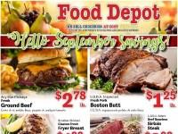 Food Depot (Hello september savings) Flyer