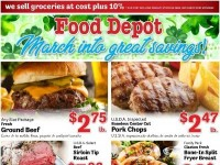 Food Depot (Special Offer) Flyer