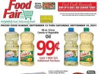 Food Fair (Special Offer) Flyer