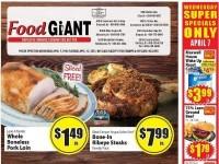 Food Giant (Special Offer - AL) Flyer