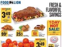 Food Lion (Special Offer - SC) Flyer