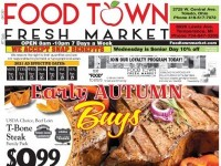 Food Town Fresh Market (Special Offer) Flyer