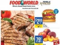 Food World (Weekly Specials) Flyer