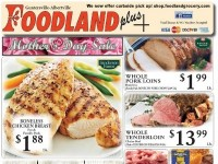 Foodland Grocery (MOTHER'S DAY DEALS) Flyer