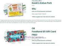 Foodland Supermarket (Hot Deals) Flyer