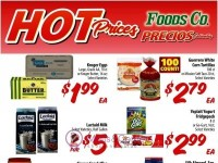 Foods Co. (Hot Prices) Flyer