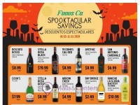 Foods Co. (Wine & Spirits) Flyer