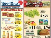 Foodtown Grocery (More Savings) Flyer