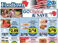 Foodtown Grocery (Special Offer) Flyer