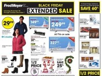 Fred Meyer (Black Friday Extended Sale) Flyer