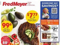 Fred Meyer (Fresh for Everyone) Flyer