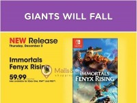 Fred Meyer (Giants Will Fall) Flyer