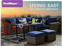 Fred Meyer (Outdoor Living Look Book) Flyer