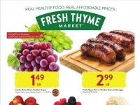 Fresh Thyme (Weekly Specials) Flyer