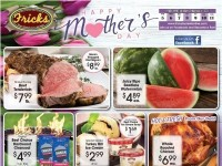 Frick's Market (Happy Mother's Day) Flyer